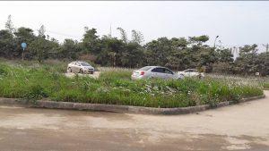 sân tập lái xe Nhật Tân quận Tây Hồ