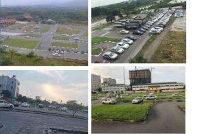 Hình ảnh sân tập lái xe ô tô quận bắc từ liêm