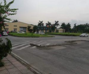 Sân tập lái xe ô tô của Quân Đội H13
