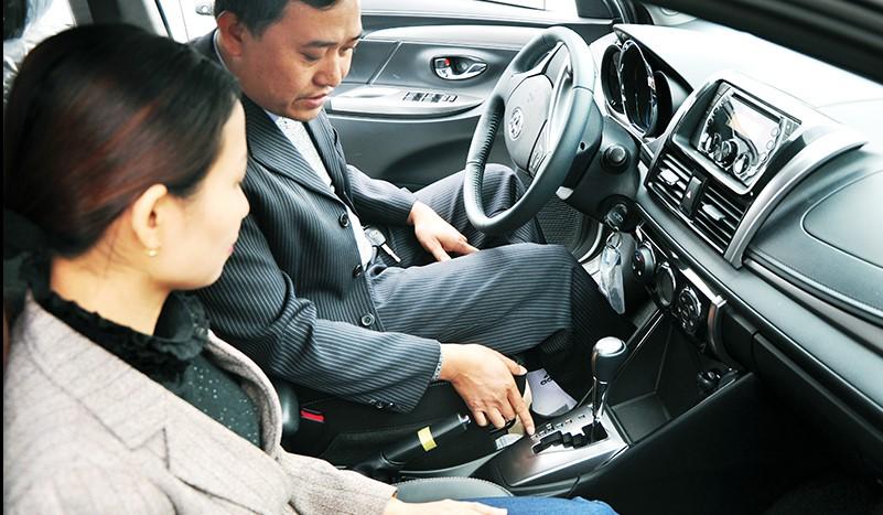 Học lái xe tại Ba Đình
