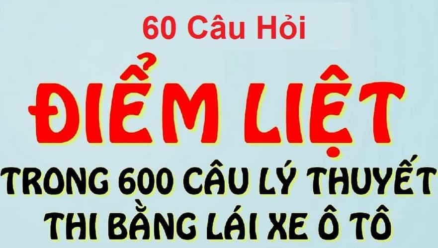 60 câu điểm liệt